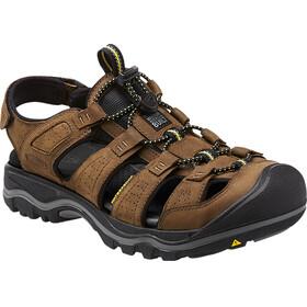 Keen Rialto Miehet sandaalit , ruskea